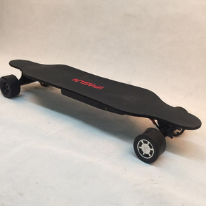 ifasun 800W*2 blank maple long board deck boost 42V battery brand electric long skateboard