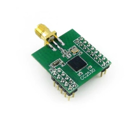 low power 8051 microcontroller core cc2530 module