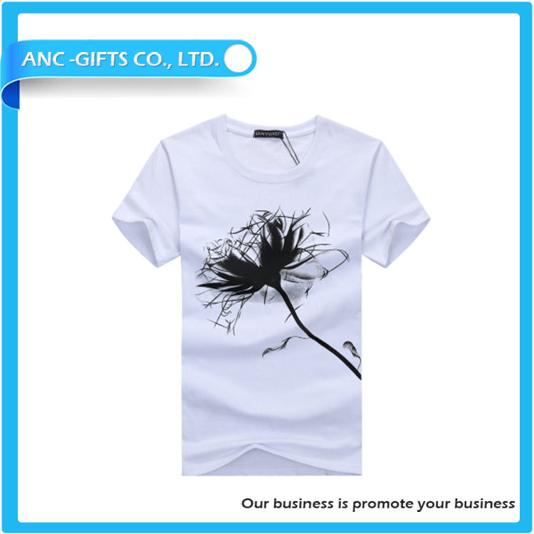 cotton for sublimation custom design wholesale high quality t shirt no label