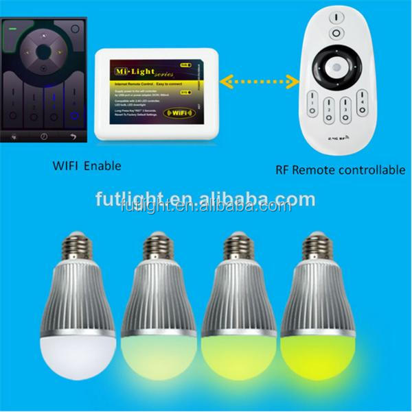 milight cct brt dimbare wifi led lampen voor home led bulb verlichting product id 1908959730. Black Bedroom Furniture Sets. Home Design Ideas