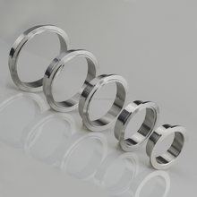 304 stainless steel forged flange for V band clamps