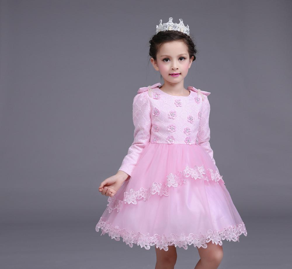 Venta al por mayor vestidos de nena de 5 años-Compre online los ...