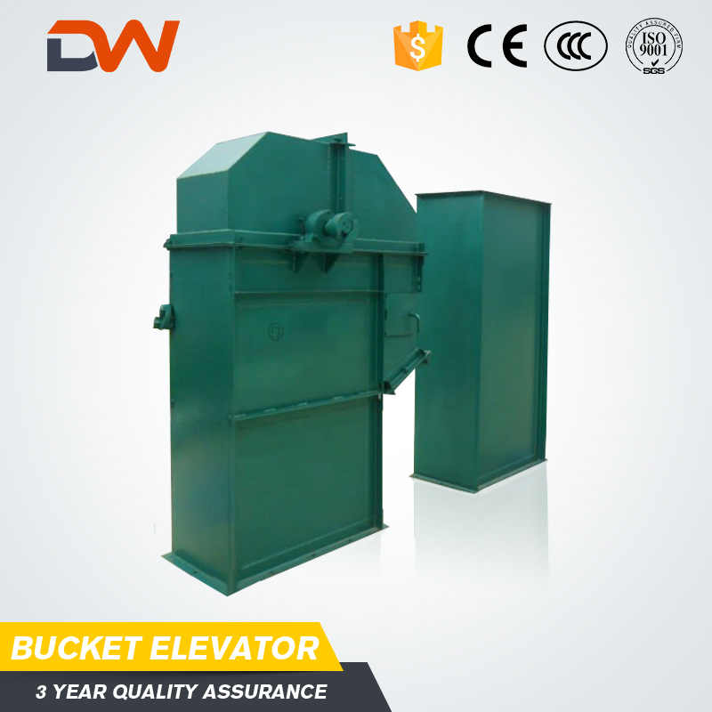 2017 Dewo Small Sand Bucket Elevator price