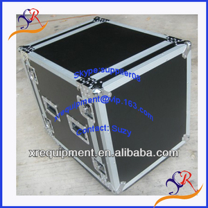 2U/4U/6U/8U/10U/12U/14U/16U/18U/20U/24U rack case and aluminum flight case