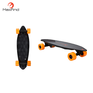 4wd big wheel best electric skateboard with newest design