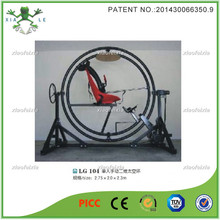 high quality human power ball gyroscope