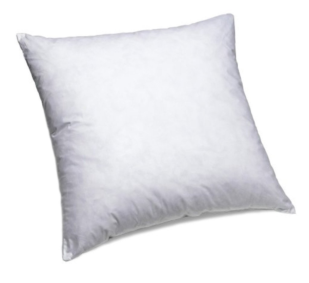 "Marriott White Goose Down and Feather Euro Pillow (26"" x 26"")"