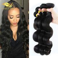High quality unprocessed wholesale virgin brazilian hair remy hair extension wholesale hair weave distributors
