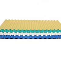 China Roofing Materials Building Exterior Decorative Material Upvc Plastic Roof Tile