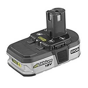 Ryobi P103 18V One + 1.5 AH Li-on Replacement Battery # 130429061