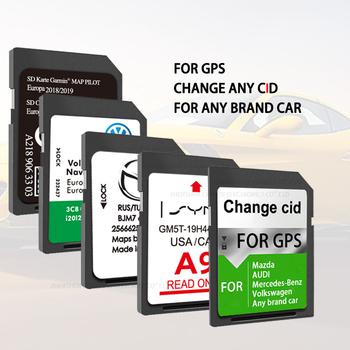 Professional Manufacturer Change Cid Sd Card 8gb 16gb 32gb For Navigation  Mazda - Buy Change Cid Sd Card,Cid Sd Card 32gb,Change Cid Product on