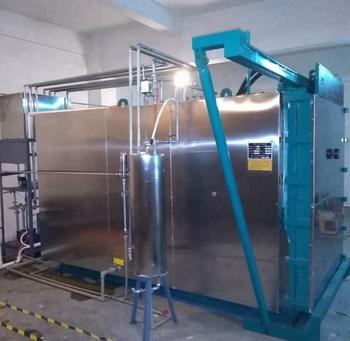 EO/ETO Gas Sterilization Machine - Buy Gas Sterilization