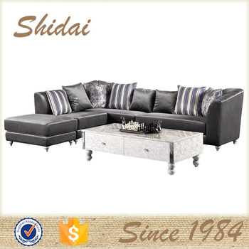 Modern wooden sofa designs for home