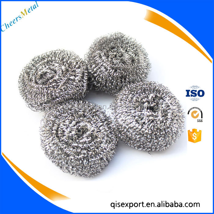 Stainless Steel Metal Scourer