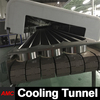 Customize easy operation krupuk cooling tunnel