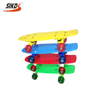 17inch Plastic Skateboard kids skateboards cheap mini skateboard