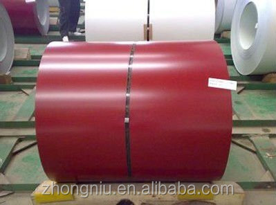 Prime quality aluminum zinc coating PPGL in coil