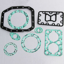 Bock Original compressor cylinder head,paper &steel material engine Type FK40-470/390 N full /complete gasket set for OEM