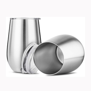 Double Wall Stainless Steel Liquid Beer Ice Mug Cup Tumbler