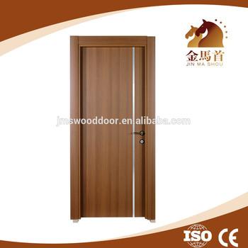 Factory hot sales solid wooden door malaysia teak wood for Quality door design