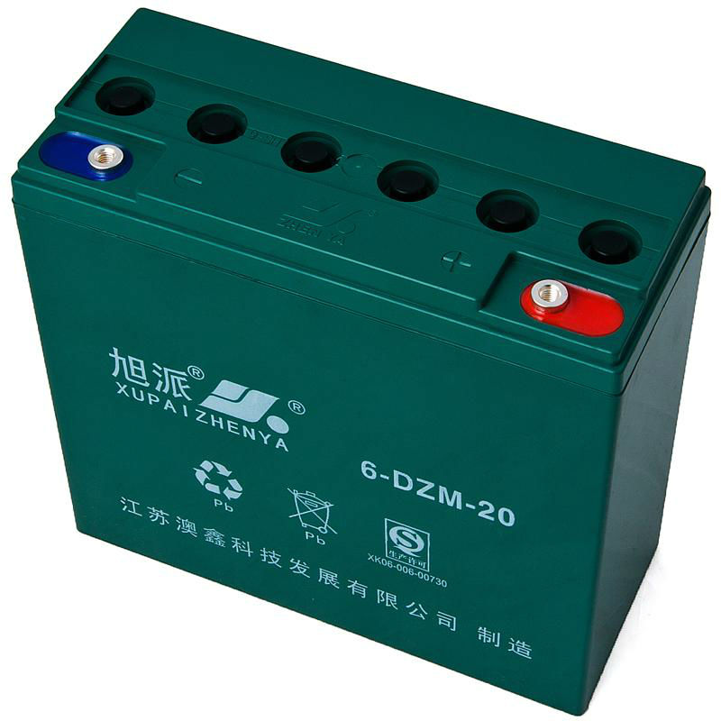 High stable performance 12v vrla battery quick e-bike CE ISO QS