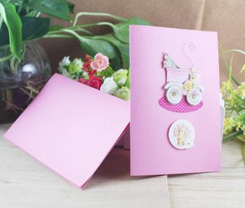 Diy 3d Kids Birthday Greeting Card