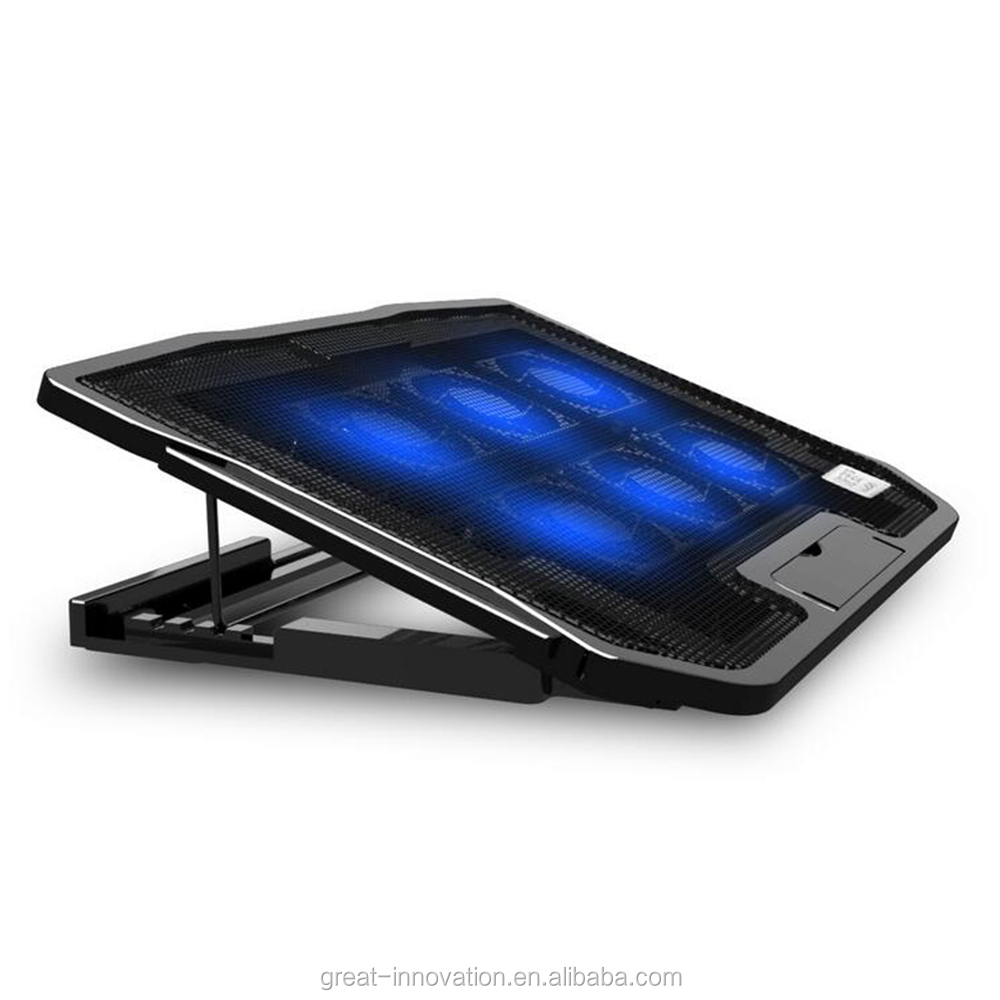 Laptop Cooling Pads for 12 to 17 inch Laptop with LED light фото