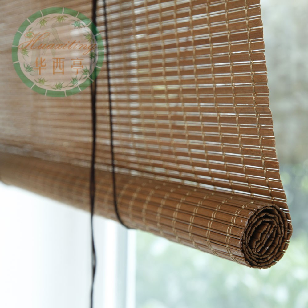 Waterproof Outdoor Bamboo Blinds Roller Blinds Parts Buy