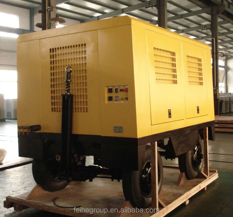 shanghai factory price 2500 psi air compressor/industrial air compressor 10kw/low noise oil free air compressor