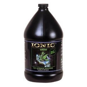 HydroDynamics Ionic Grow Hard Water for Gardening, 1-Gallon