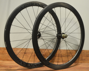Carbonician 28mm wide 50mm no brake 700c road carbon disc wheel