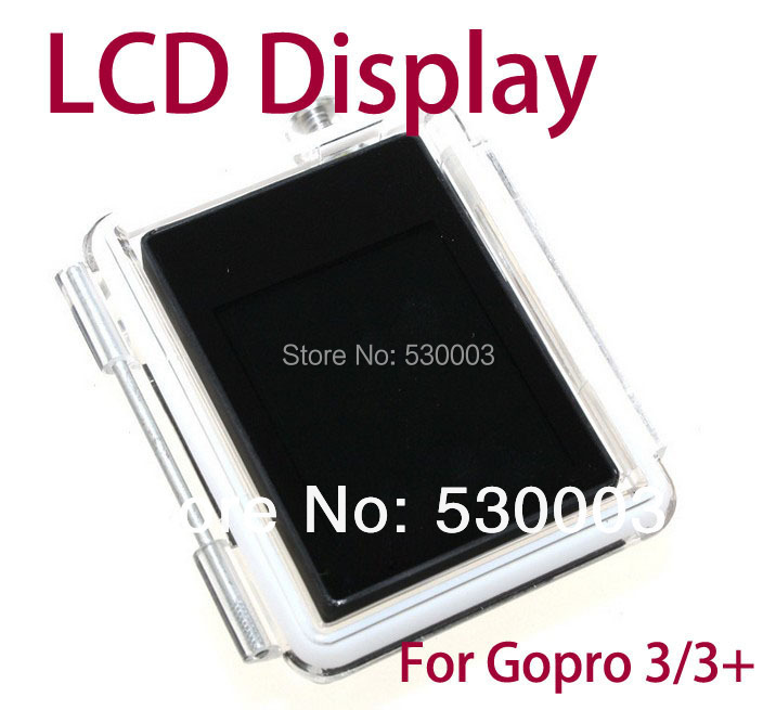 Gopro LCD BacPac External Display For Gopro Viewer Monitor Non-touch LCD Screen