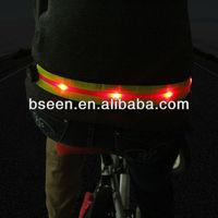 New innovative business ideas LED safety belt