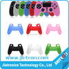 Pure Color Silicone Protective Cover Case for PS4 Joystick