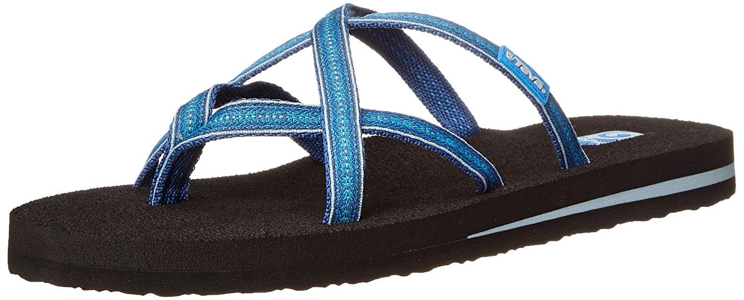 1a87b5befeddb Get Quotations · Teva Women s W Olowahu 2 Pack Strappy Flip-Flop