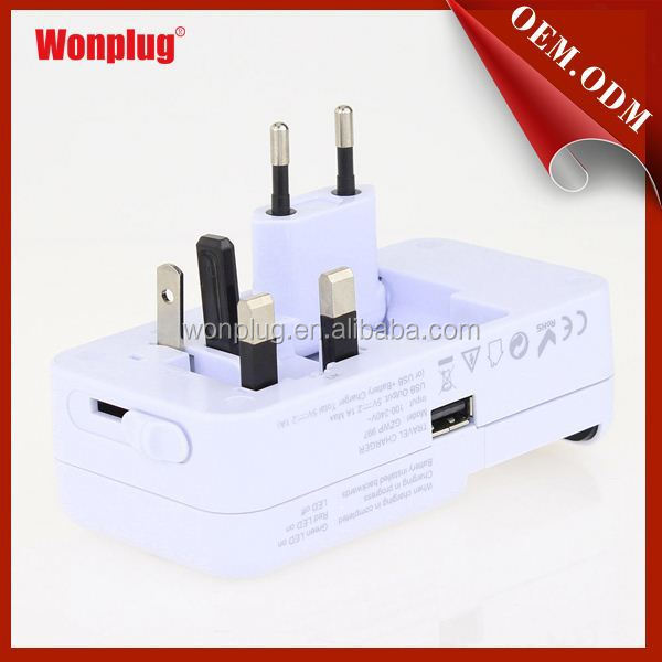 Wonplug new design china supply switching outlet