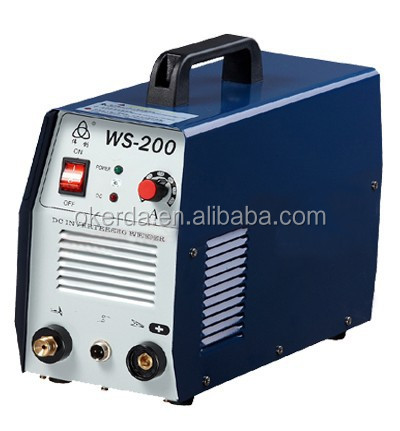 WS-200 Inverter TIG Welding Machines
