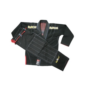 All kinds of Pakistan bjj gi custom martial arts double weave fabric kimono bjj gi