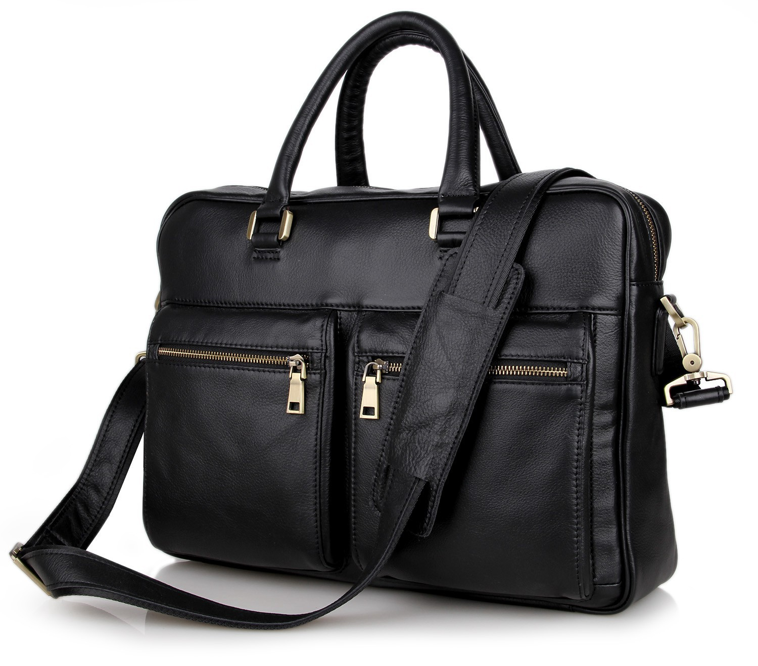 Buy Business Men Leather Laptop Tote Bags Man Crossbody Bag Men  39 s  Messenger Travel Briefcases Bags Mens Handbag Men Messenger Bags in Cheap  Price on ... 723d31e8a7477