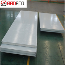 Affordable heat insulated cold room flexible polyurethane PU foam board/insulated aluminum panels facade panel