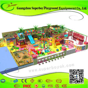 Low Cost High Quality indoor playground franchises 154-1s