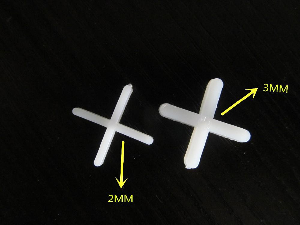 keramik kunststoff fliesen abstandshalter 1mm 1 5mm 2mm 2. Black Bedroom Furniture Sets. Home Design Ideas