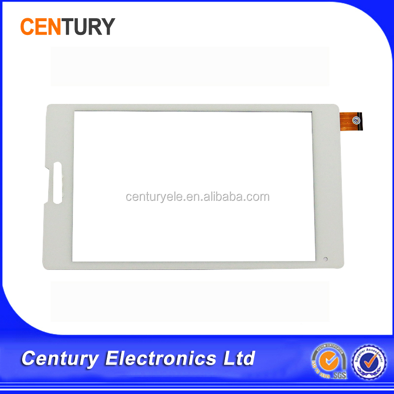 White 10.1'' Inch Hsctp-713(f106)-10.1-v2 Tablet Pc Touch Screen ...