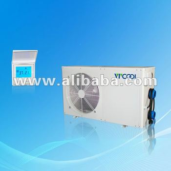 Titanium heater exchanger pvc pool heat pump vs series - Swimming pool heat pump vs gas heater ...