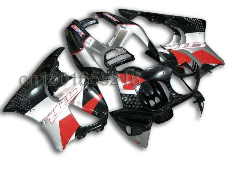 black red white CBR893RR Fairing 1992 1993 1994 1995 CBR900 ABS Fairings for Honda CBR900RR CBR 900 893 92 93 94 95 ABS Plastic