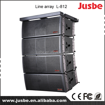 Outdoor Full Frequency Sound System Tw Audio Rcf Line Array Speaker Packing  In Box - Buy Line Array Speaker Box,Line Array Speaker,Line Array Product