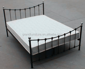 Modern hotel room furniture double queen size bed buy for Round double bed design