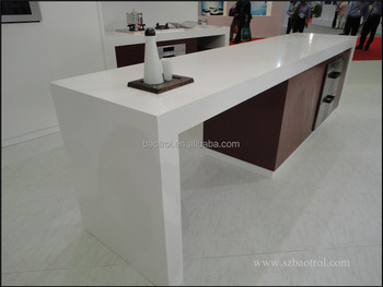 Bar Table Top On Marble