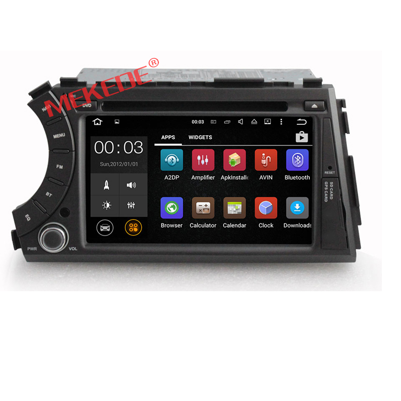 Cheap price android 7.1 CAR DVD PLAYER Car multimedia radio for Ssangyong Actyon kyron 2005-2013 with GPS navigation WIFI 4G
