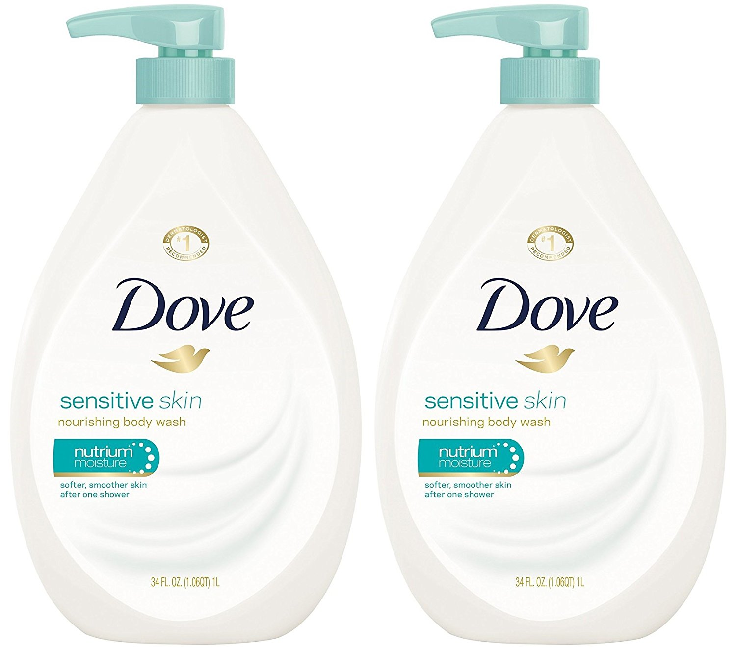 Buy Dove Body Wash Sensitive Skin Pump 34 Ounce Pack Of 2 In Cheap Price On M Alibaba Com